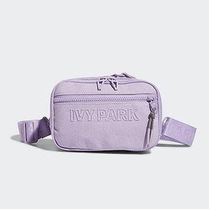 Adidas x Ivy Park Crossbody Bag in Purple Glow